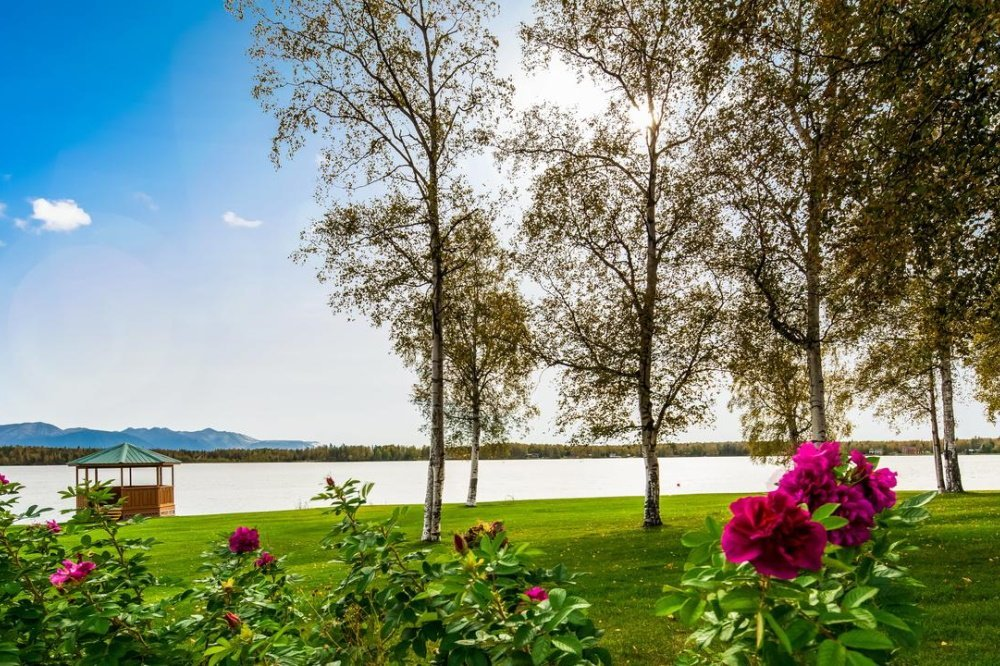 best western lake lucille tuin.jpg