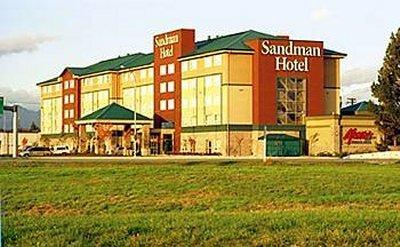 Sandman Hotel Calgary West