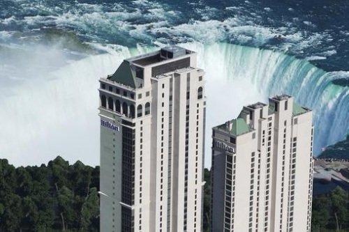Hilton Niagara Falls 001