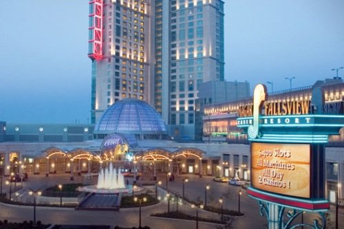 Hilton Niagara Falls 007