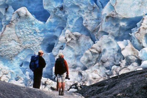 Langs de lodges van Alaska dag 12