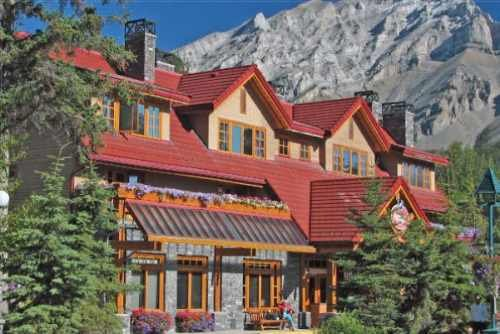 Banff Ptarmigan Inn 001