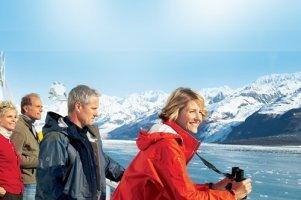 Columbia Glacier Cruise