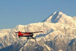 Rondvlucht Mount McKinley & Denali