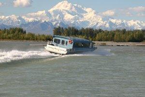 Wilderness Jetboat avontuur