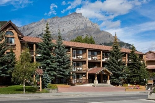 High Country Inn Banff 001