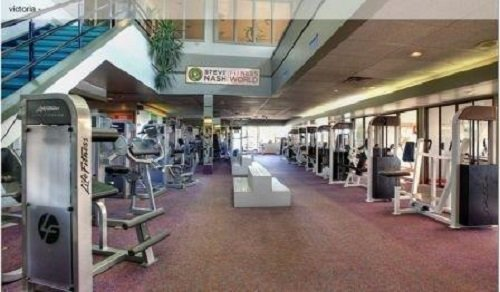 Accent Inn Victoria fitness