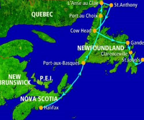 groepsreis Canada Circle Newfoundland & Labrador