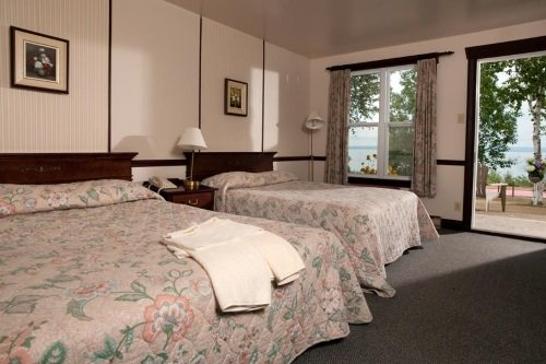Hotel Cap Aux Pierres kamer