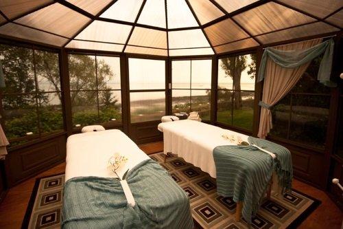 Hotel Cap Aux Pierres spa