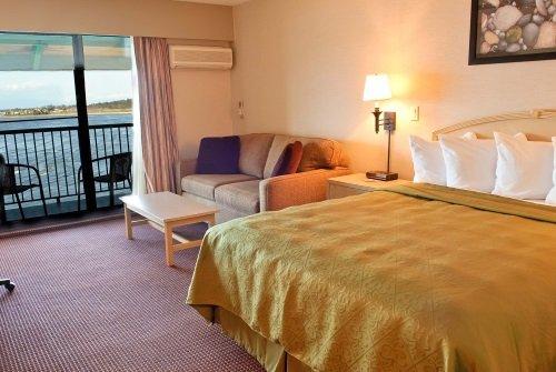 Quality Resort Bayside oceanview kamer