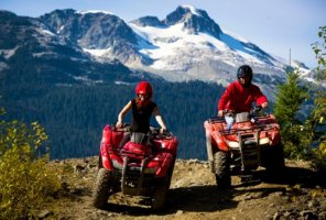 Mountain Explorer ATV Tour