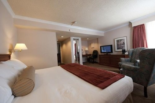 Capital Hill Hotel Suites kamer