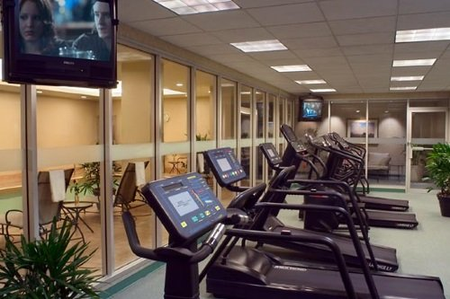 Courtyard by Marriott Toronto fitness