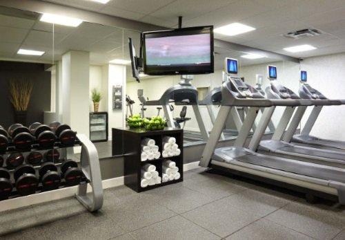 Delta Ottawa City Center fitness