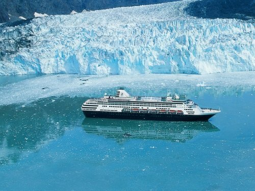 Glacier Bay Holland America Line
