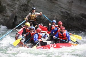 White Water Rafting Jasper