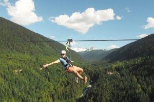Zipline Adventure Whistler