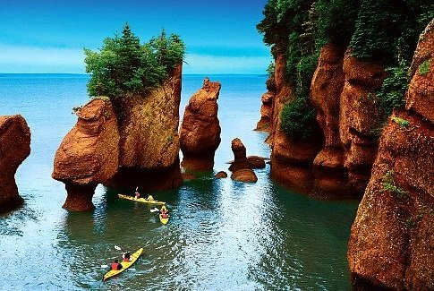 Hopewell Rocks Provincial Park 001