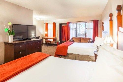 Hotel Universel Sainte Foy kamer