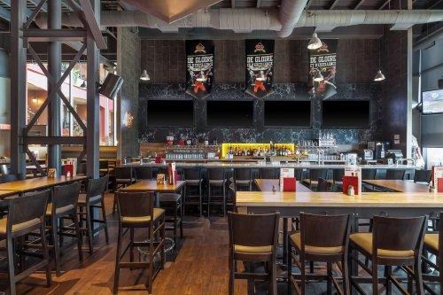 Hotel Universel Sainte Foy bar restaurant