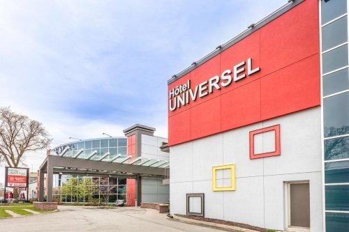 Hotel Universel Sainte Foy buitenkant