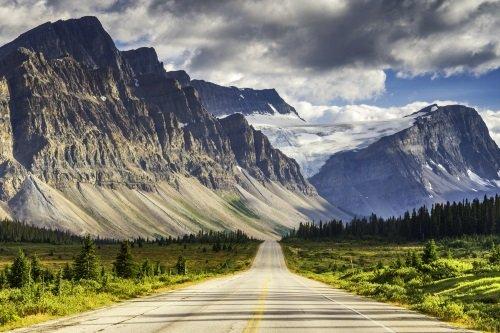 Canada sfeerfoto autoreizen