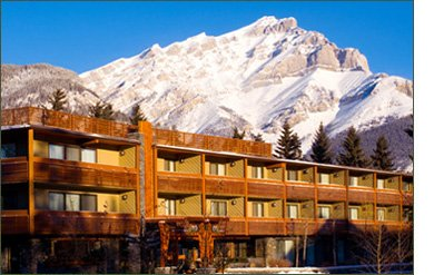 Banff Aspen Lodge 001