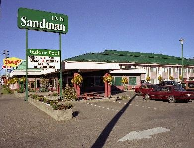 Sandman Inn & Suites Pr  George 01