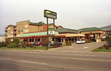 Sandman Inn & Suites Vernon 01